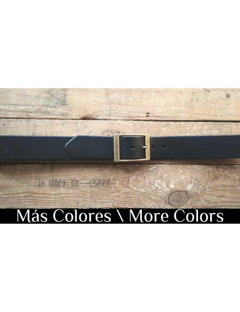 cinturon color