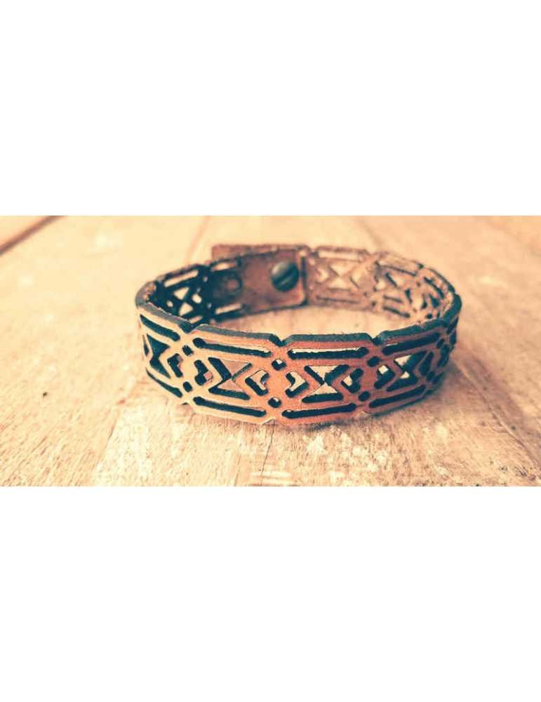 leather bracelet for women