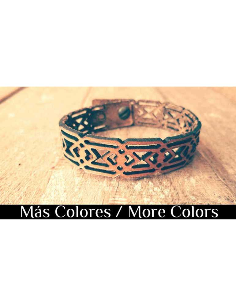 leather bracelt colors