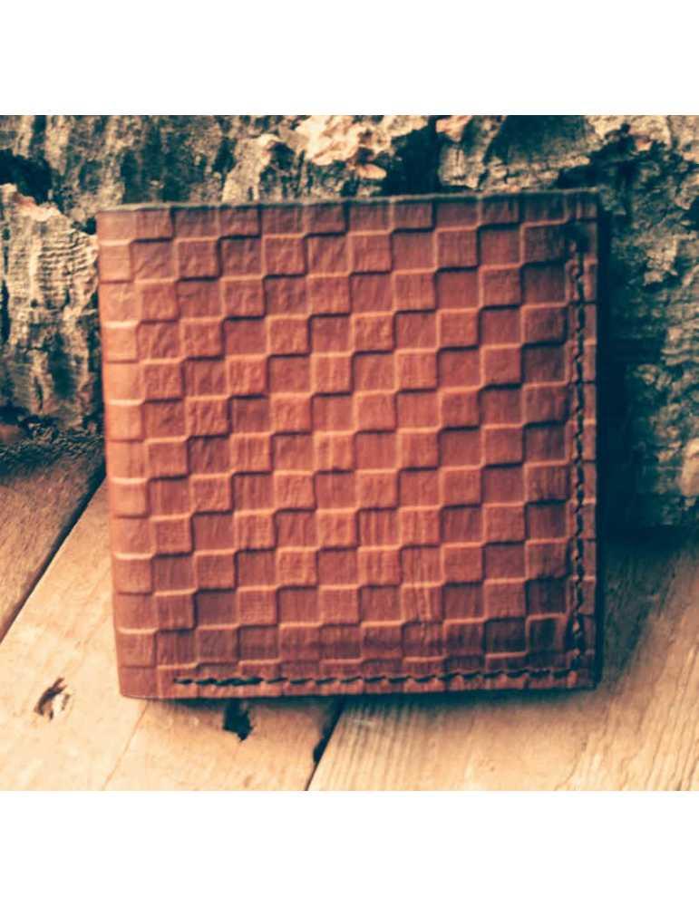 leather wallet handmade
