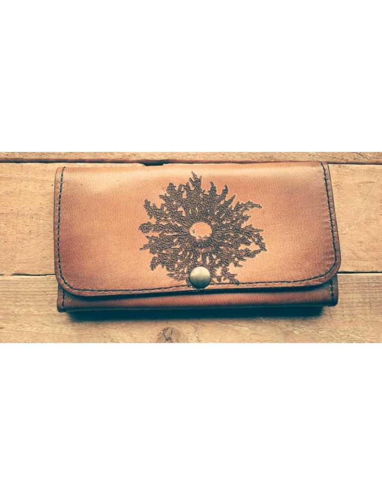 Leather Wallet women