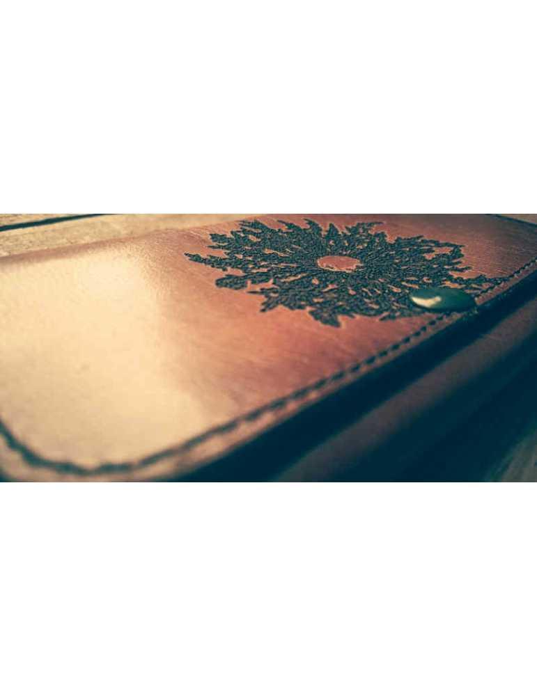 leather wallet eguzkilore