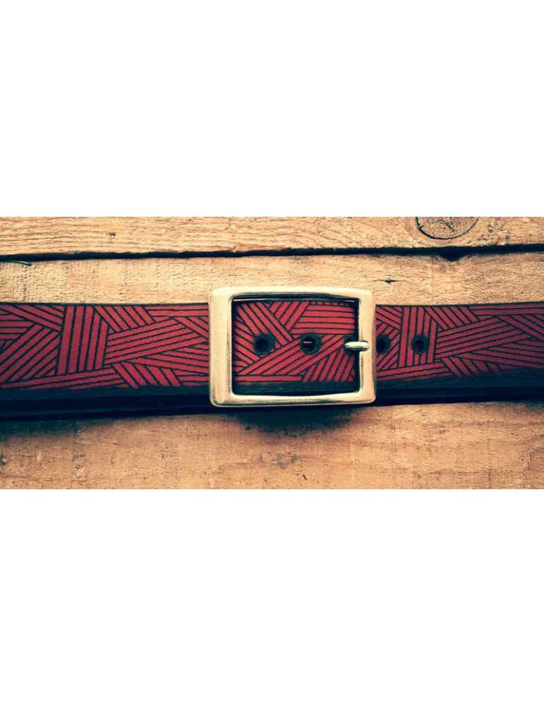 womens leather belt