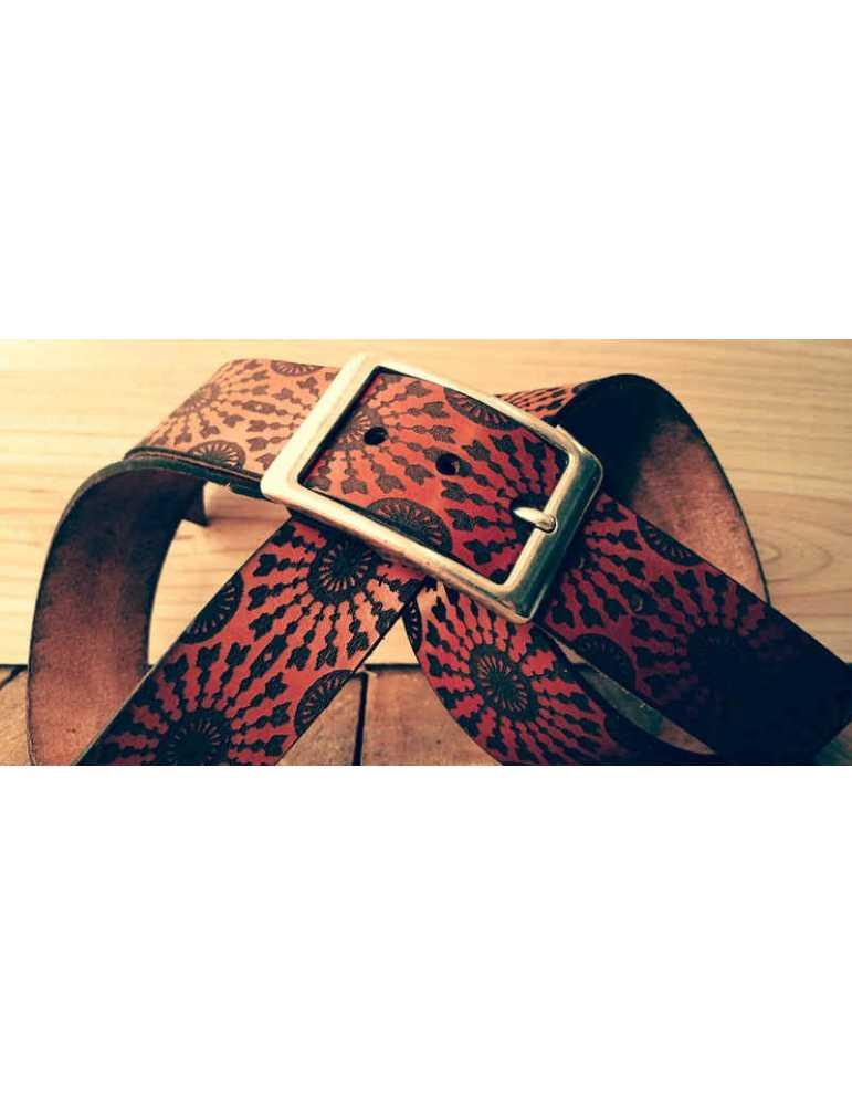 cinturón de cuero mujeres