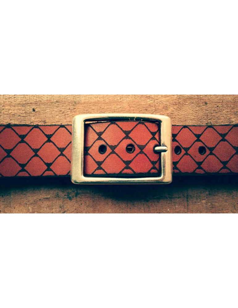 handcraft leather belt