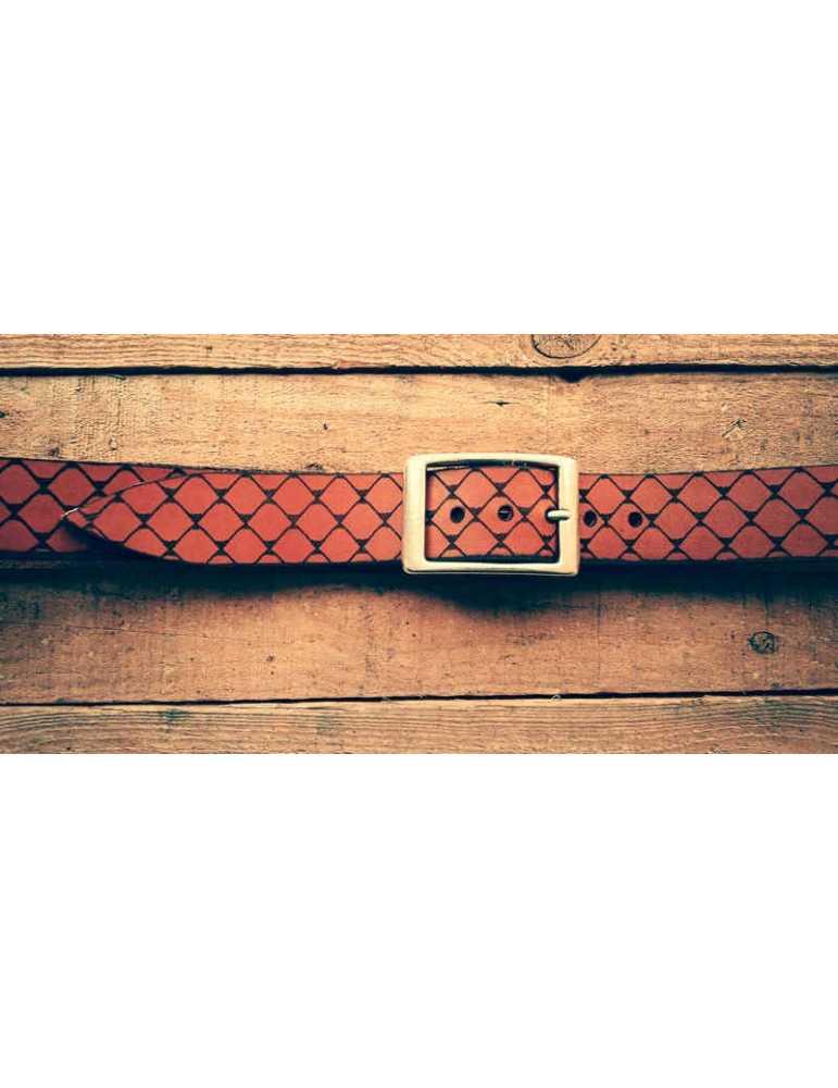cinturón de cuero hombre
