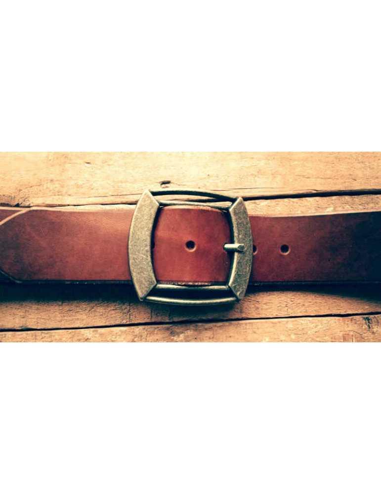cinturón artesano