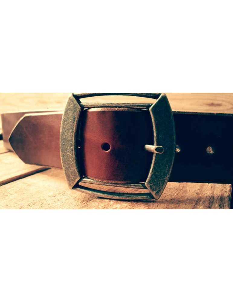 cinturon mujer cuero
