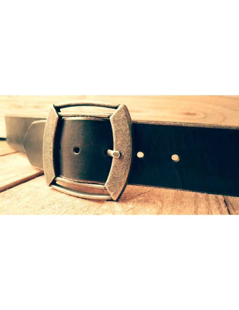 brown leather belt for womens