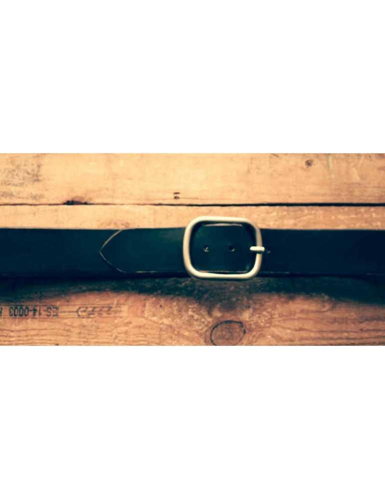 brown leather belt men