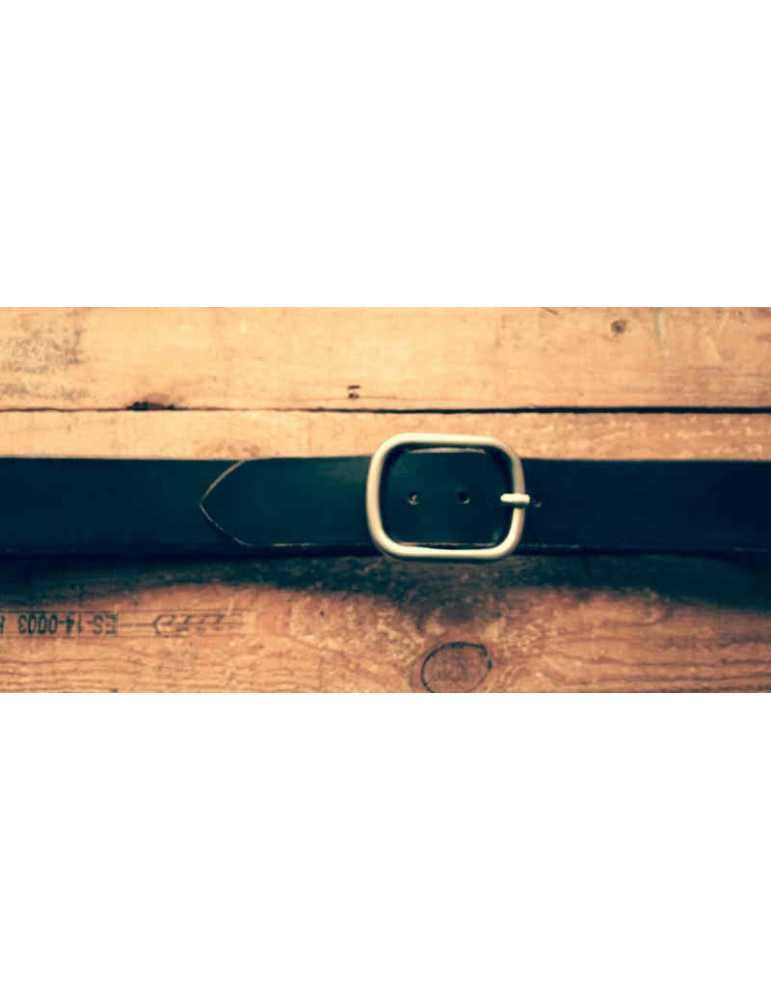 brown leather belt men