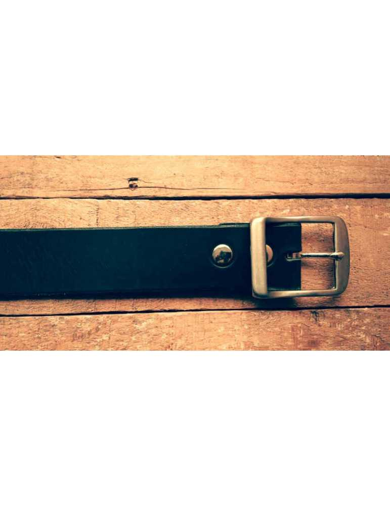 leather belt women