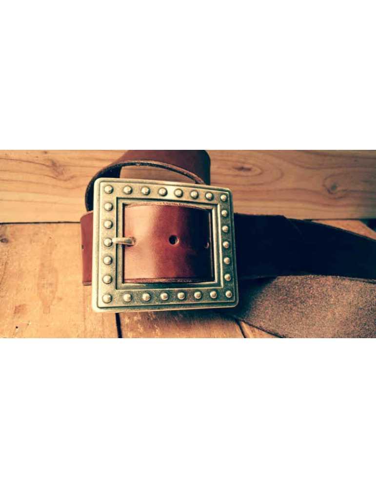 cinturon cuero hombre