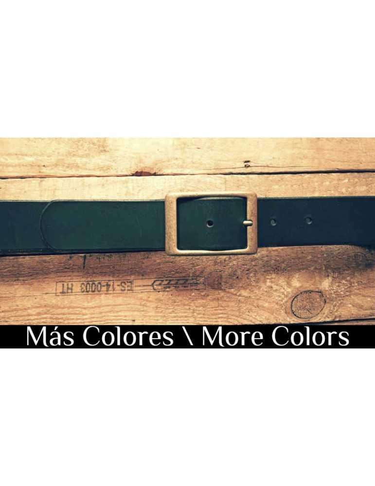 colors leather belt