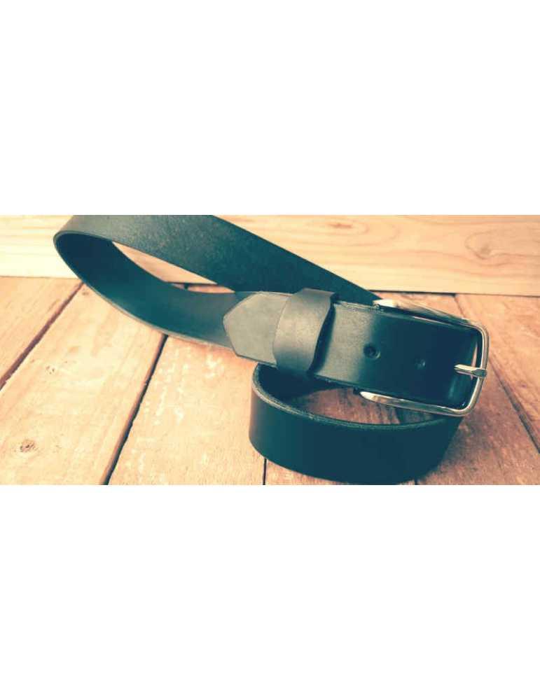 cinturon negro mujer