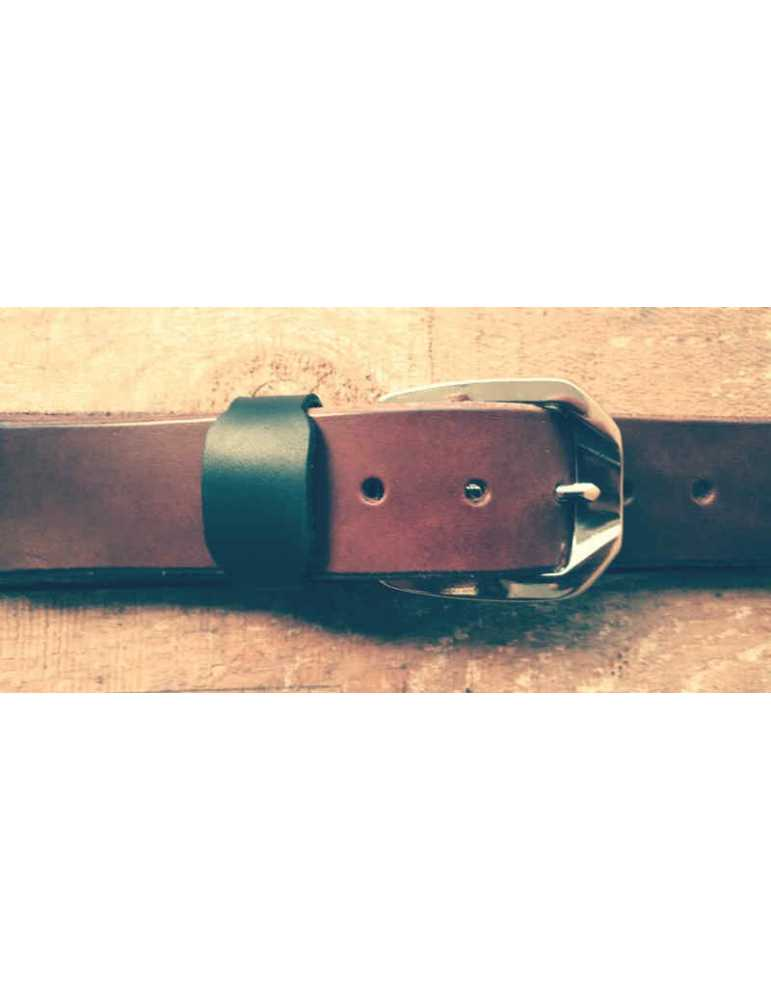 tan belt for men