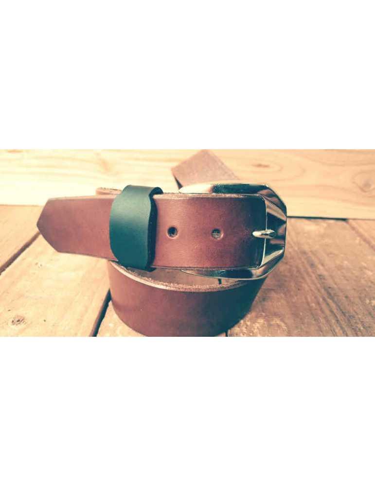 cinturon artesano hombre