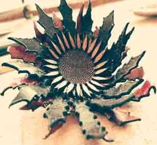 Eguzkilore (Sun Flower)